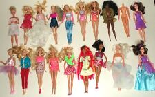 LARGE LOT ~ Vintage Barbie DOLLS ~ 19 Dolls from Different Years, Sets, Etc.
