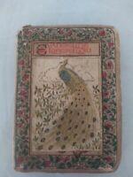 Evangeline H. Longfellow antique minature volume / book LEOPOLD HILL publisher