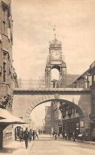 BR94258 chester clock tower   uk