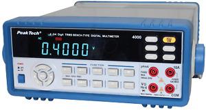 Peaktech 4000 Tischmultimeter Multimeter