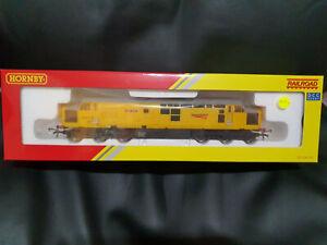 Hornby Railroad Plus R3914 Network Rail Class 37 Co-Co John Tiley No.97304 BNIB