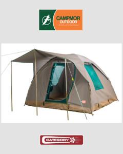 Diamantina Overlander 3M Safari Canvas Tent Camping Touring 4wd Outdoor Travel