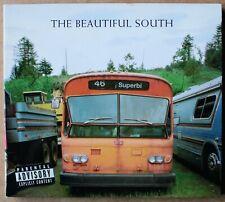 THE BEAUTIFUL SOUTH  SUPERBI - CD ALBUM excellent condition