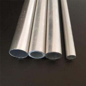 300mm Length 0.9-4mm ID 6061 Aluminum alloy hollow tube AL. pipe 2mm-5.7mm OD