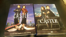 New Castle Seasons 1 and 3 Dvds Season Sets Lot