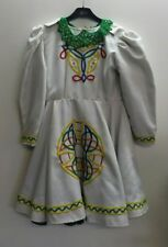 》Girls Irish Dress Celtic Symbol Dancing Dress