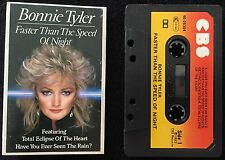 Faster Than The Speed of Night ~ BONNIE TYLER Cassette Tape