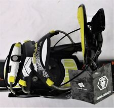 ONE LATCH,Snowblade Package,90cm FiveFortyPhenom WIDE Ski Blades,Python Bindings