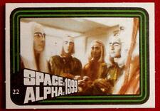 SPACE / ALPHA 1999 - MONTY GUM - Card #22 - Netherlands 1978