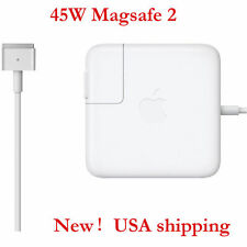 Genuine Original OEM AC Adapter Charger For Apple Macbook Air 45W MagSafe2