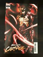 Absolute Carnage #1 Cult of Carnage variant Dell'Otto NM 9.4 Marvel 2019 Unread