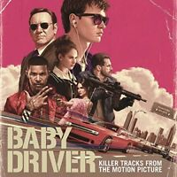 Killer Tracks from the Motion Picture Baby Driver [CD]