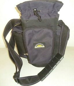 CALIFORNIA INNOVATIONS Wine Cooler Insulated Bag Holder W/ 2 Glasses
