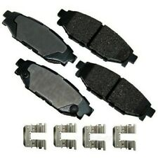 Akebono ACT1114A Rear Ceramic Pads