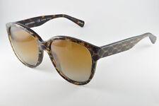 e08a82ae2ec2 Dolce   Gabbana DG 4159P 2660T5 Hazelnut On Havana Womens Polarized  Sunglasses