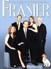 Fraiser TV show,dvd,season 4