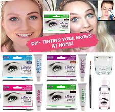 Julienne Professional Tinting Eyelash & Eyebrow Dye Tint or Lash Kit All Colours
