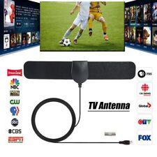 TV Receiver Antenna Digital HDTV DVB - T2 Aerial VHF UHF Radius Surf ATSC Indoor