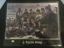 Le Turtle Soup 16x20 Picture No Frame The Boston Sports Co  Hockey Mario Lemieux