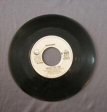 """Vinilo SG 7"""" 45 rpm MADONNA - CRAZY FOR YOU -  Record"""