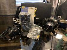 New listing Olympus Evolt E-620 12.3Mp Digital Slr Camera - Black (Kit w/ 14-42mm and.