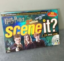 Harry Potter Scene It? Board Game Family / Party Bored Game