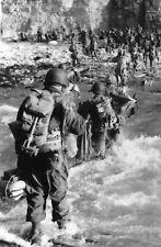 WW2 - Omaha Beach - Colleville-sur-Mer - Débarquement de la 29° Division US