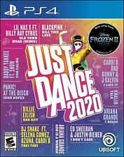 Just Dance 2020 PS4 PlayStation 4 Brand New