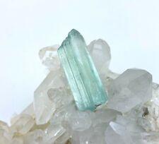 Kunzite Verte Hiddenite pierre Naturelle AAA 9,70 g Afghanistan Minéraux