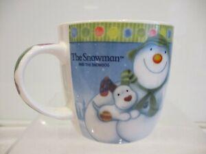 The Snowman And The Snowdog Ceramic Mug. Snowdog Enterprises 2019.