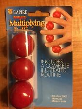 Multiplying Balls - Balls Appear and Disappear! - Multiplying Billiard Balls