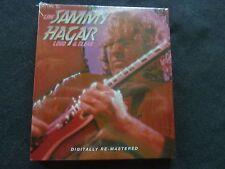 SAMMY HAGAR LIVE LOUD & CLEAR ULTRA RARE NEW SEALED CD! VAN HALEN