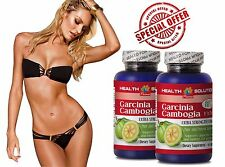 Garcinia Cambogia Supreme - GARCINIA CAMBOGIA - Lose Weight Pills - 2 Bottles