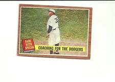 1962 Topps #142 Babe Ruth Special