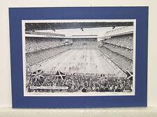 Rangers FC - Ibrox. Limited Edition Stadium Art Print by Stuart Herd