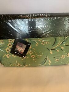 Vintage COLLIER CAMPBELL-Gypsy Dance One Twin Fitted Sheet New/Sealed NOS NWT