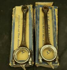 1941-47 Hudson Engine Connecting Rod Set of 2 /NORS /157381