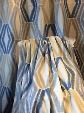 Stunning Jane Churchill Alexis Curtains Thermal Blackout Lined 2 Pr Avail