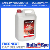 Premium high quality longlife red anti-freeze summer coolant concentrate 5 litre
