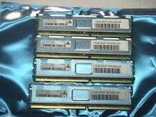 Infineon QIMONDA 8GB (4x2GB modules) PC2-5300F FB DIMM Memory RAM