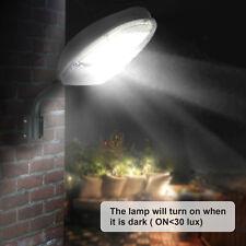 LED Street Light 2500LM Dusk to Dawn Sensor Outdoor Waterproof Security Lighting