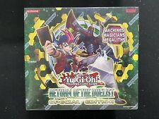 Yugioh Return of the Duelist Special Edition Case Factory Sealed