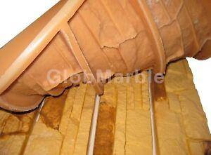 Concrete Mold Veneer Stone VS 601. Rubber Concrete Stone Mould
