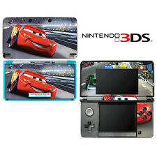 Vinyl Skin Decal Cover for Nintendo 3DS - Racing Cars 2 Lightning McQueen