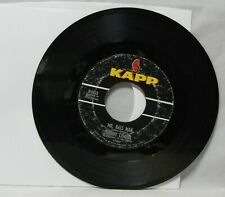 JOHNNY CYMBAL MR. BASS MAN / SACRED LOVERS VOW 45 RPM RECORD PC