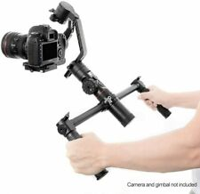 Zhiyun [Official] Crane 2 Dual Handheld Extended Handlebars with Remote Control