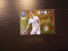 PANINI FIFA 365 ADRENALYN XL 2017 UPDATE LIMITED EDITION UELE9.  Toni Kroos (Re
