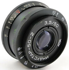 *NEW* 1984! INDUSTAR 50-2 3.5/50 Russian Soviet USSR Lens Screw Mount M42 Sony A