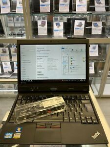 pc portable Lenovo X220T tablet tactile I7-2640M 2.80ghz 4Go 160Go SSD 12.5