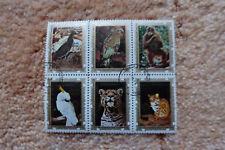 Briefmarkenblock aus Guinea Ecuatorial - Tiere 2